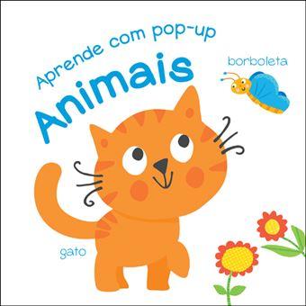 Aprende com Pop-up: Animais