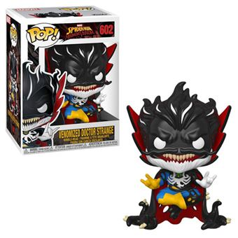 Funko Pop! Spider-Man Maximum Venom: Venomized Doutor Strange - 602