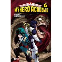 My Hero Academia - Livro 6: Rastejando