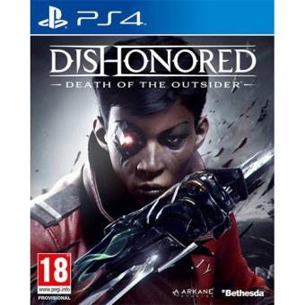 Dishonored - Death Of The Outside - PS4