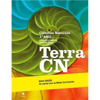 Terra CN 7 Ciências Naturais 7º Ano - Manual do Aluno