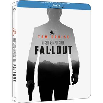 Missão Impossível: Fallout - Edição Especial Steelbook - 2 Blu-ray