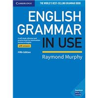 Image for English Grammar in Use Book with Answers