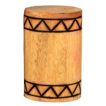 Shaker Madeira 8cm Terre