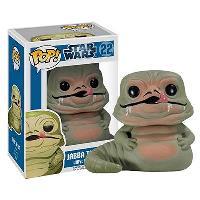 Funko Pop! Figura Vinyl Star Wars - Jabba The Hutt (Bobble Head) - 22