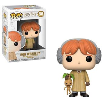 Funko Pop! Harry Potter: Ron Herbology - 56