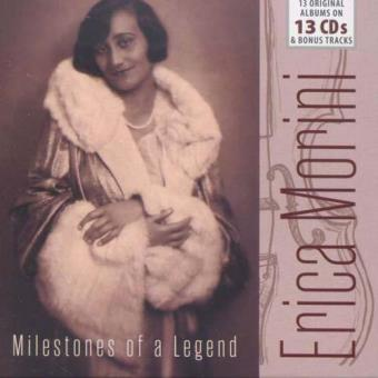 Milestones of a Legend (13CD)