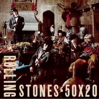 Rolling stones 50 x 20