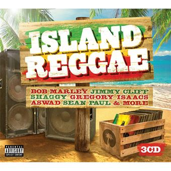 Island Reggae - 3CD