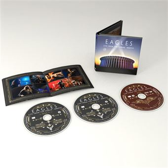 Live from The Forum MMXVIII - 2CD + DVD