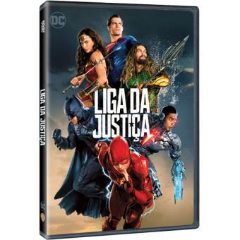 Liga da Justiça - 2 DVD