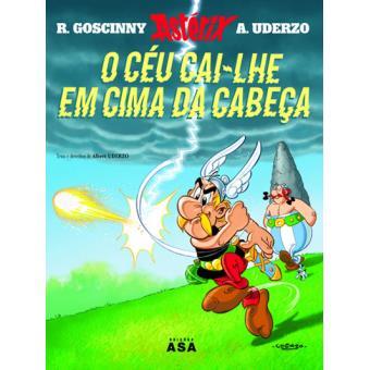 Asterix - O Céu Cai-lhe em Cima da Cabeça