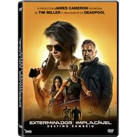 Exterminador Implacável: Destino Sombrio - DVD