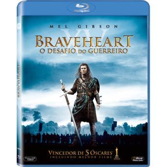 Braveheart: Desafio do Guerreiro - Blu-ray