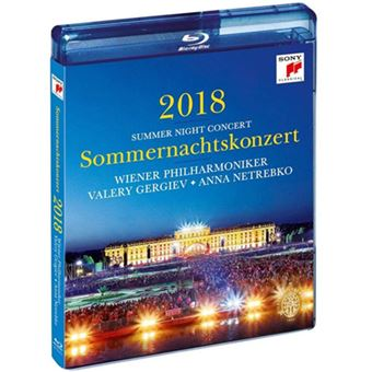 Summer Night Concert 2018 - Blu-ray