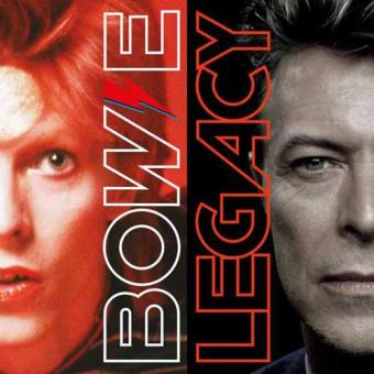 Legacy (The Very Best Of David Bowie) (Deluxe Edition) (2CD)