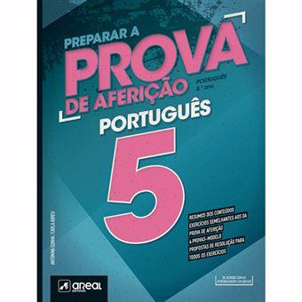 Preparar a Prova de Aferição - Português 5º Ano