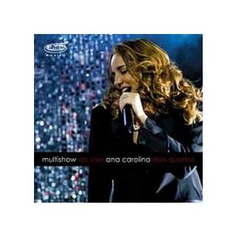 cd ana carolina multishow ao vivo