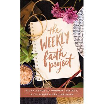 Weekly faith project