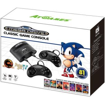 Consola Retro Sega Megadrive Classic 81 Jogos 2017
