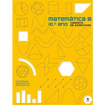 Caderno de Atividaddes Matemática B - 10º Ano