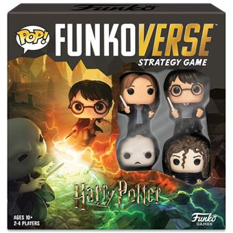 Funko Pop! Funkoverse Harry Potter
