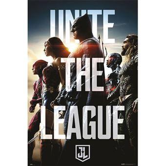 Poster Dc Comics Justice League