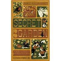 Secret garden (illustrated with int