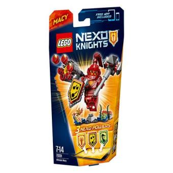 Ultimate Macy (LEGO Nexo Knights 70331)