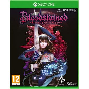 Bloodstained: Ritual of The Night - Xbox One