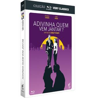 Adivinha Quem Vem Jantar - Coleção Blu-ray Very Classics