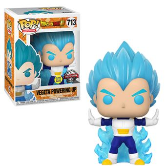 Funko Pop! Dragonball: Super Vegeta Powering Up - 713