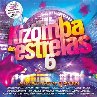 Kizomba das Estrelas 6 - CD