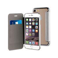 Capa Iphone 7 Muvit transparente prata
