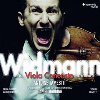 Viola Concerto - CD