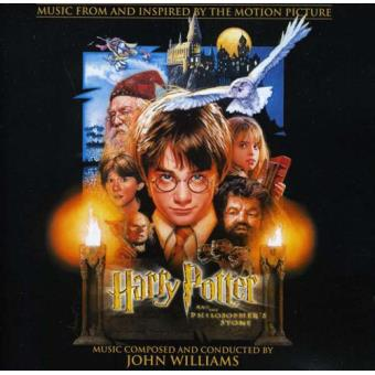 BSO Harry Potter and The Sorcerer's Stone