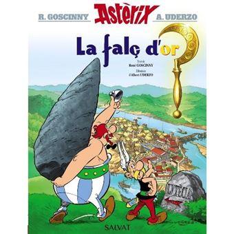 La falç d'or -asterix-