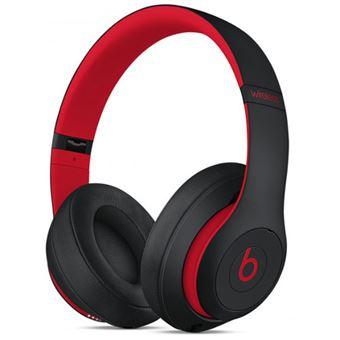 Auscultadores Beats Studio3 Wireless - Preto | Vermelho