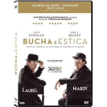 Bucha & Estica - DVD