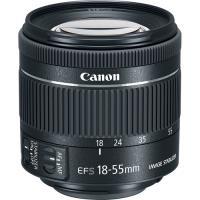 Objetiva Canon EF-S 18-55mm f/4-5.6 IS STM