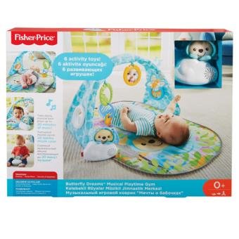 Ginásio Sons da Natureza - Fisher-Price