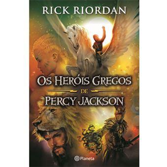 Os Heróis Gregos de Percy Jackson