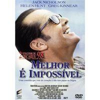 Melhor é Impossível - DVD Zona 2