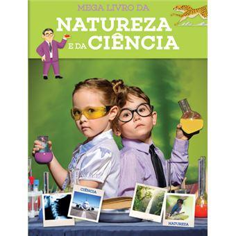 Mega Livro da Natureza e da Ciência