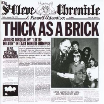 Thick As A Brick (Steven Wilson 2012 Remix)