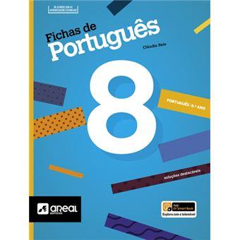 Fichas de Português 8 - 8º Ano