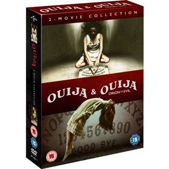 Ouija & Ouija: Origin Of Devil - 2DVD Importação