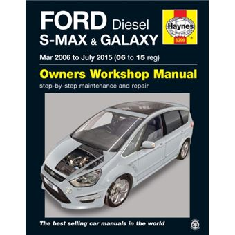 Ford s-max & galaxy diesel (mar '06