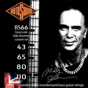 Cordas Baixo Billy Sheehan 43-110