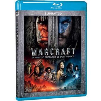 Warcraft: O Primeiro Encontro de Dois Mundos (Blu-ray 3D)